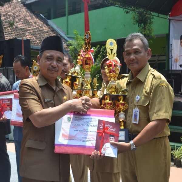 Lomba Perpustakaan Tingkat SMP, SMA/SMK Kabupaten Lumajang