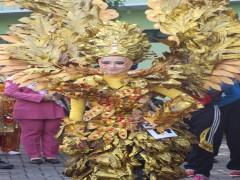 Smakensa Fashion Carnival (SFC) IV - Dalam Rangka HUT SMK Negeri 1 Lumajang ke - 50